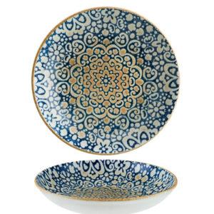 Plato Hondo Coupe Alhambra Vajilla Bonna