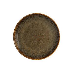 Plato Pan y Mantequilla Ore Tierra 17 cm Vajilla Bonna