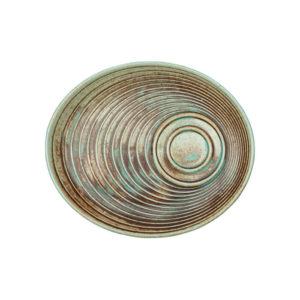 Plato para Taza Café/Té Coral 20 x 17 cm Vajilla Bonna