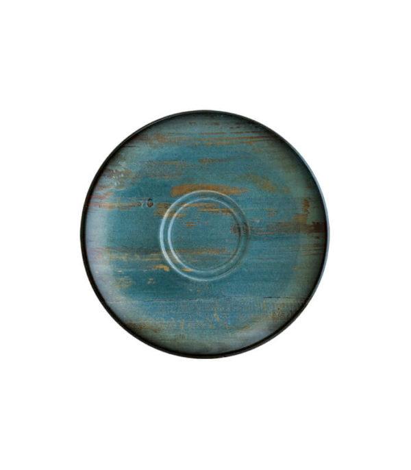 Plato para Taza Café/Té Madera 16 cm Vajilla Bonna