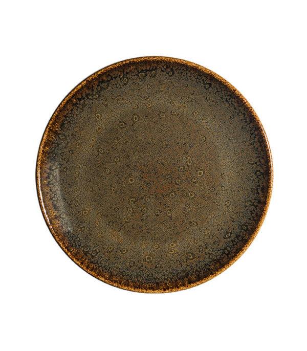 Plato Base Ore Tierra 30 cm Vajilla Bonna