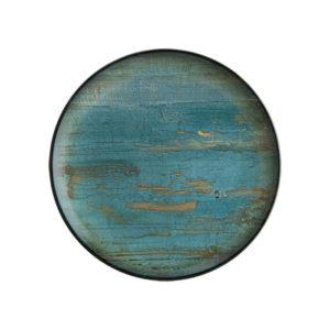 Plato Entrada y Postre Madera 21 cm Vajilla Bonna