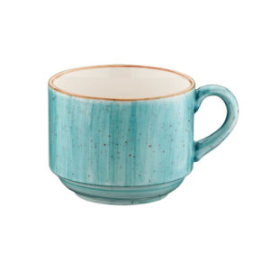 Taza Cafe Te apilable Aqua Vajilla Bonna