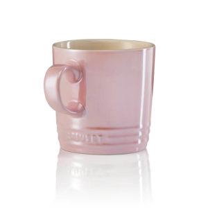 Taza de 350 ml Chiffon Pink - Metallics Le Creuset