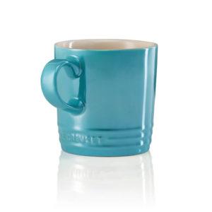 Taza de 350 ml Azul Caribe - Metallics Le Creuset