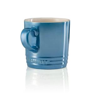 Taza de 350 ml Azul Marseille - Metallics Le Creuset