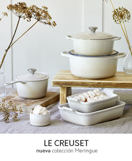 Colección Meringue Le Creuset