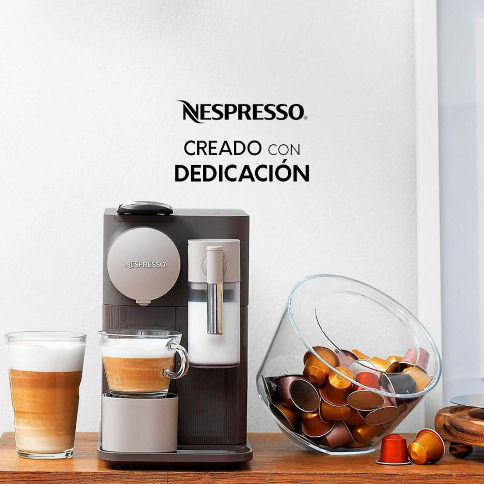 Banner Superior Nespresso