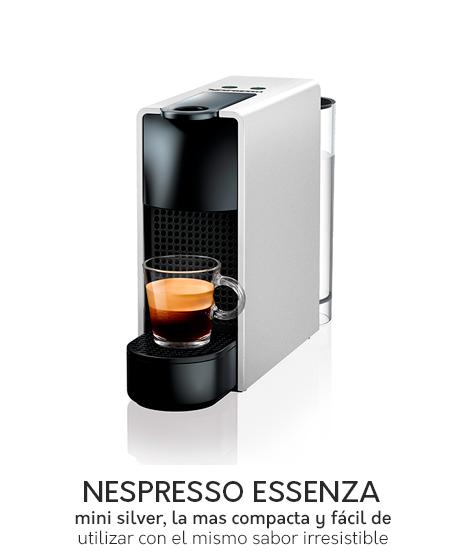 Nespresso Essenza Mini Silver