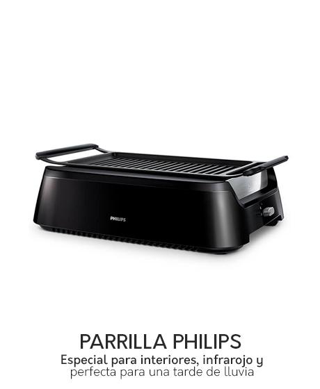 Parrilla Philips