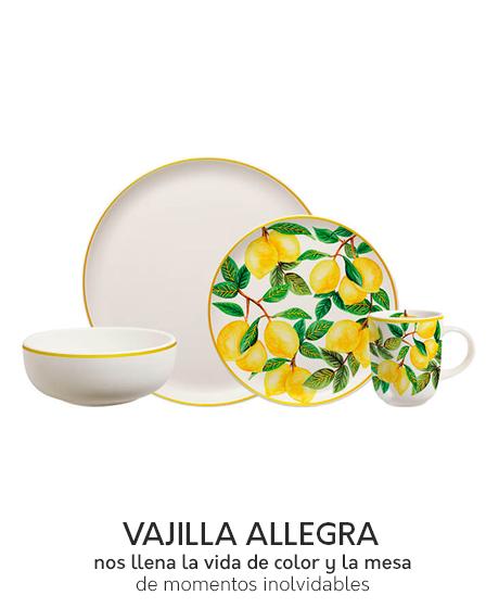 Vajillas Corona Allegra