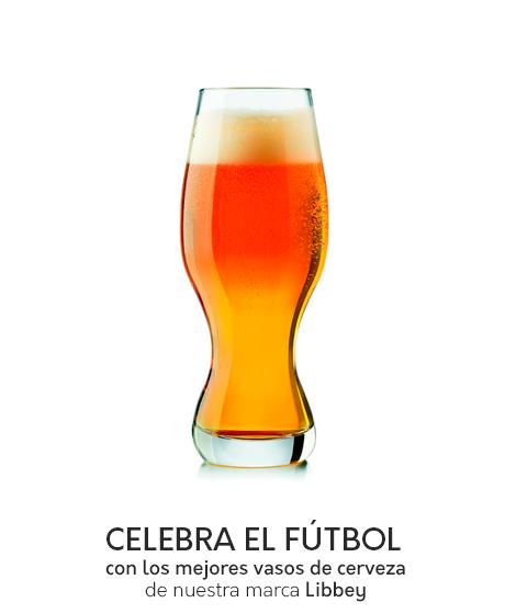 Vasos Cerveza Libbey