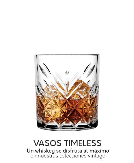 Vasos Timeless Pasabahce