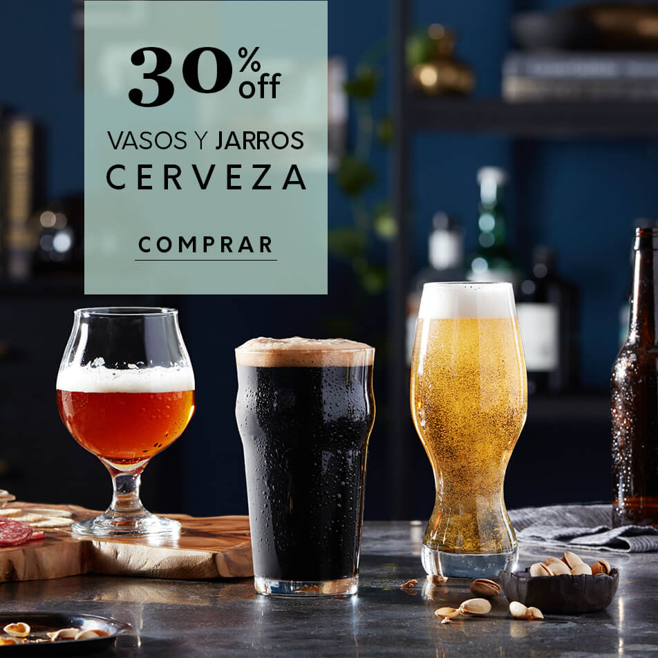 Vasos y Jarros Cerveza Libbey